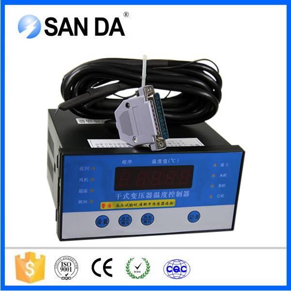 Dry type transformer temperature controller(plastic type)