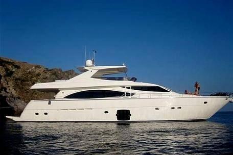 Ferretti CUSTOM LINE 112 Yacht, 5 cabins,2005, Ref YT8899