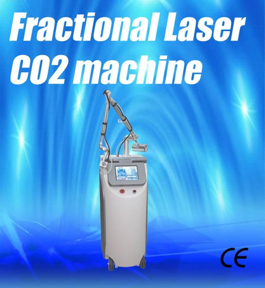 Vertical Co2 Fractional Laser Beauty Salon Machine