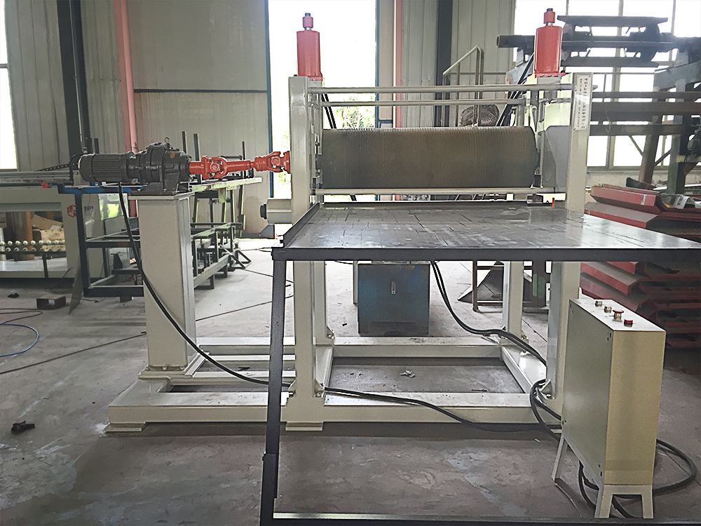 Automatic CNC Auto-Feed two / 2 Roll Plate Bending Machine