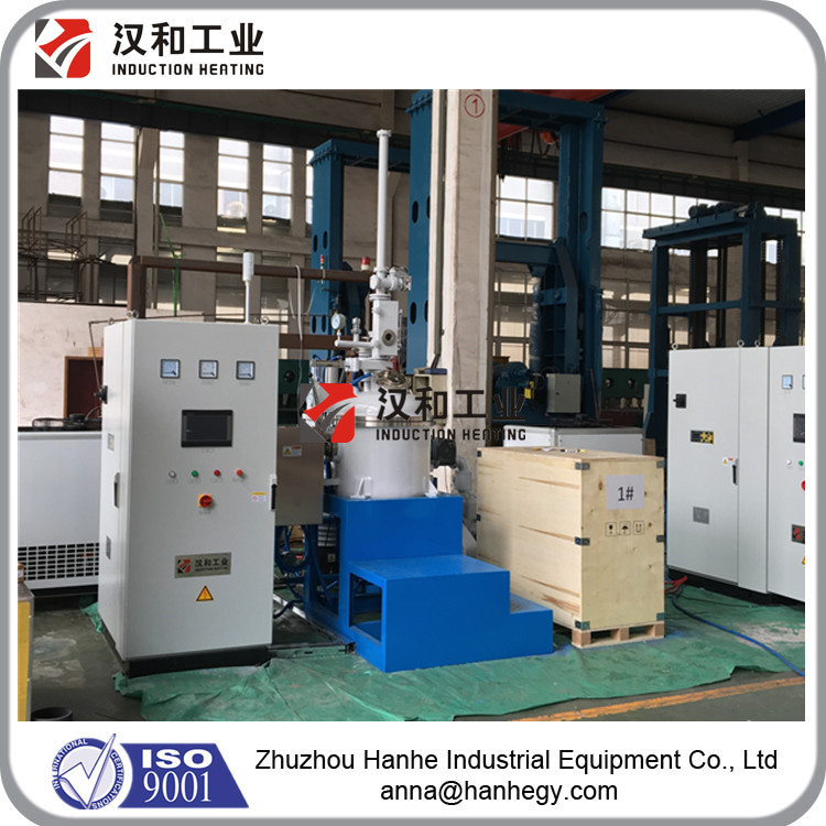 ZPL-10 Small Type Copper Induction Melting Furnace for Sale