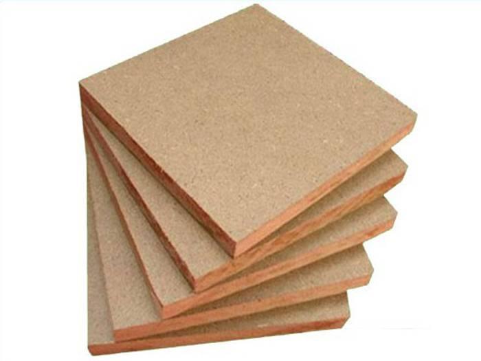 Metallic Wood Pattern Melamine MDF for Furnitures