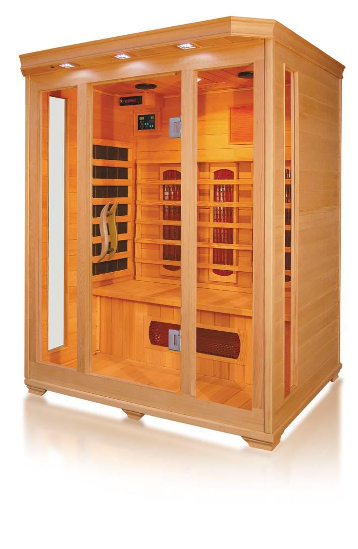Portable Infrared Sauna room Home Sauna Cabin