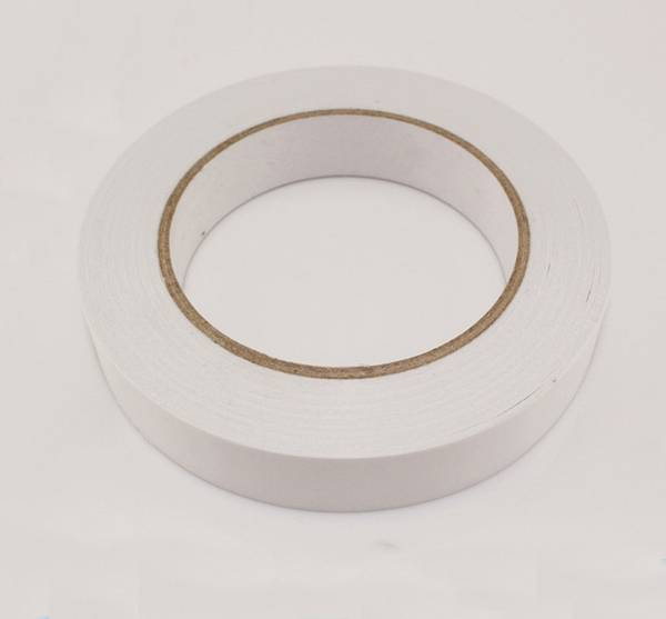3M 468 Equivalent High Temperature White Liner Non Carrier Adhesive Transfer Tape