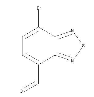 7-bromo-benzo[c][1,2,5]thiadiazole-4-carbaldehyde