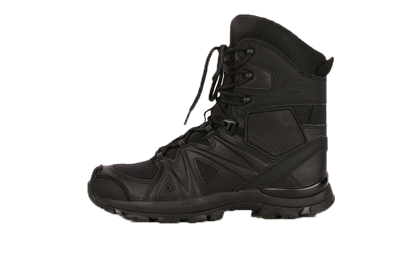 CQB.SWAT Men Quality Brand Military Boots Special Force Tactical Desert Combat Boots Northeast Tiger