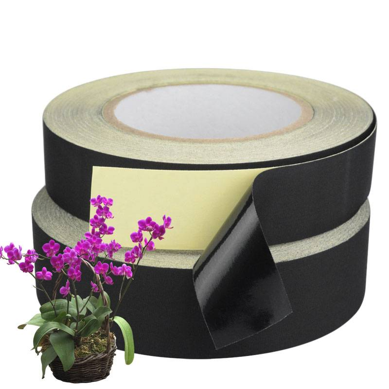 Yuanjinghe Black Acetate Cloth Electrical Tape Manufacturer