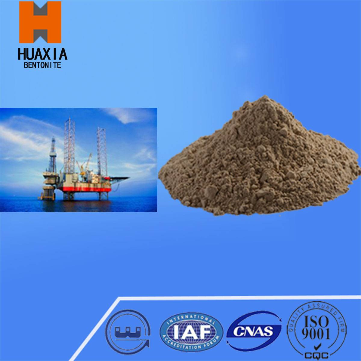 Bentonite For Drilling Fluid
