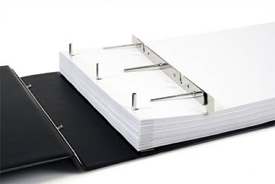 PVC A4 Post Lock Binders