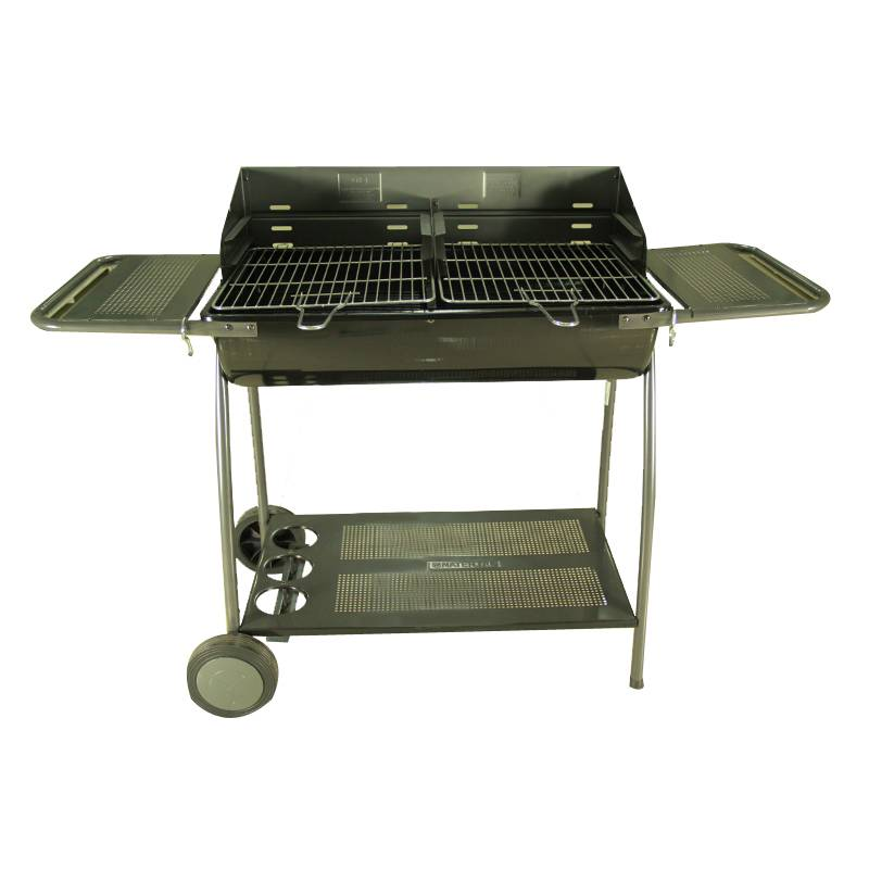 outdoor portable bbq grill charcoal barbecue