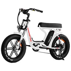Addmotor MOTAN M-66 R7 Electric Step-thru Moped Bike