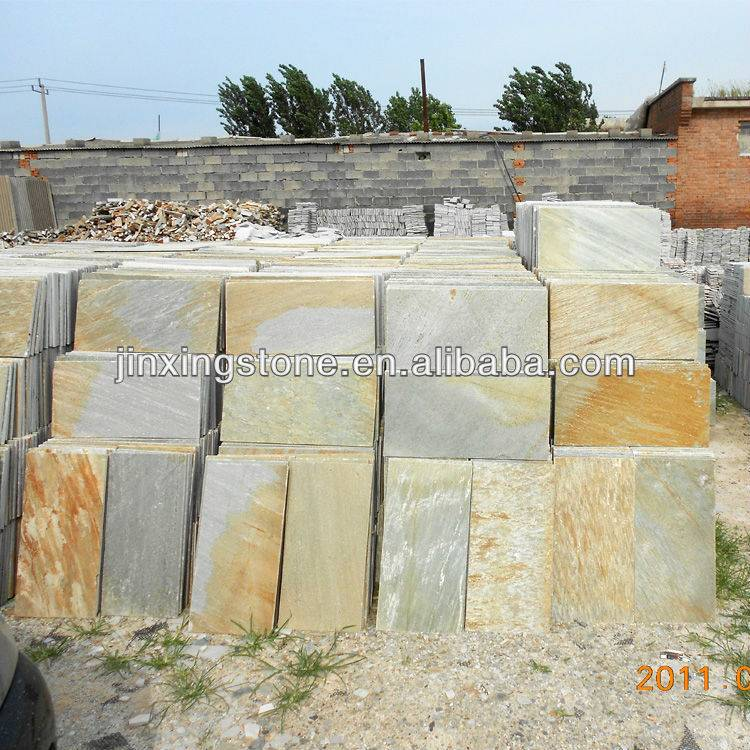square slate tiles