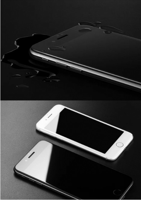 "For iPhone 6/7 Plus 5.5"" 5D tempered glass full screen protector High quality-DSDIA"