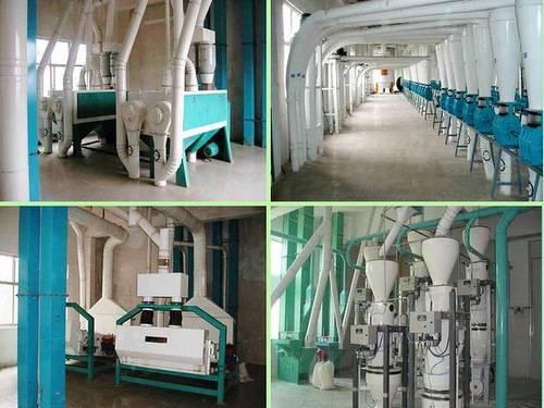 Grain flour  Mill