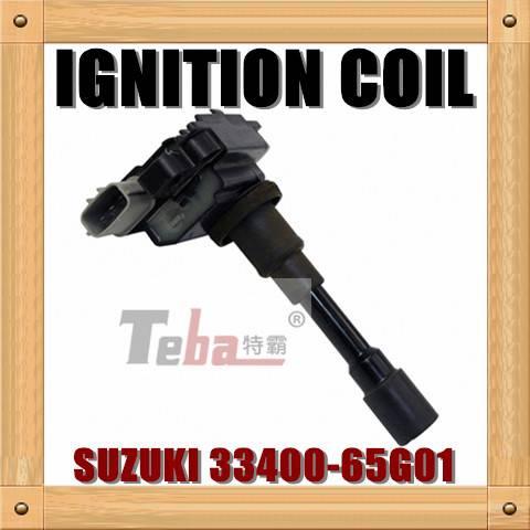 Suzuki Ignition Coil Pack 33400-65G01