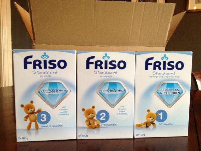 Friso Milk Powder for sale