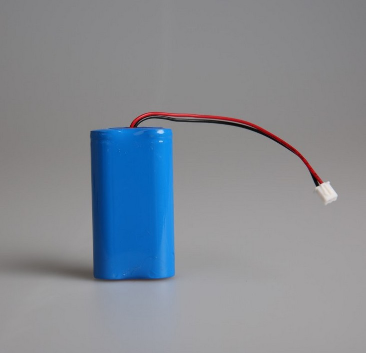 Li-ion 2S1P 18650 7.4v 2200mah rechargeable battery packs