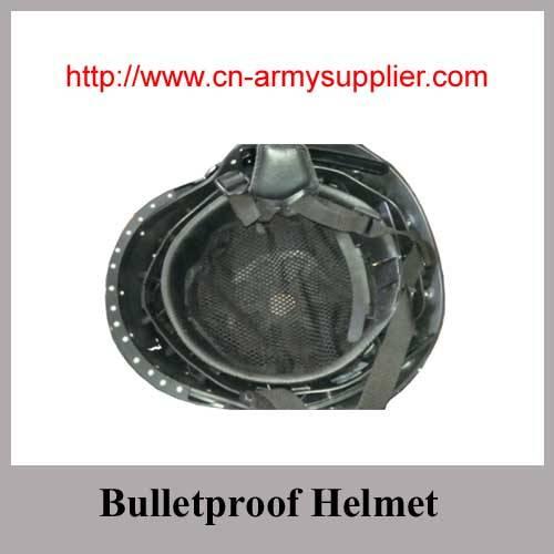 Aramid NIJ IIIA Bulletproof helmet PASGT MICH ACH