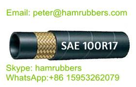 SAE 100R17 Wire Braided Hydraulic Hose