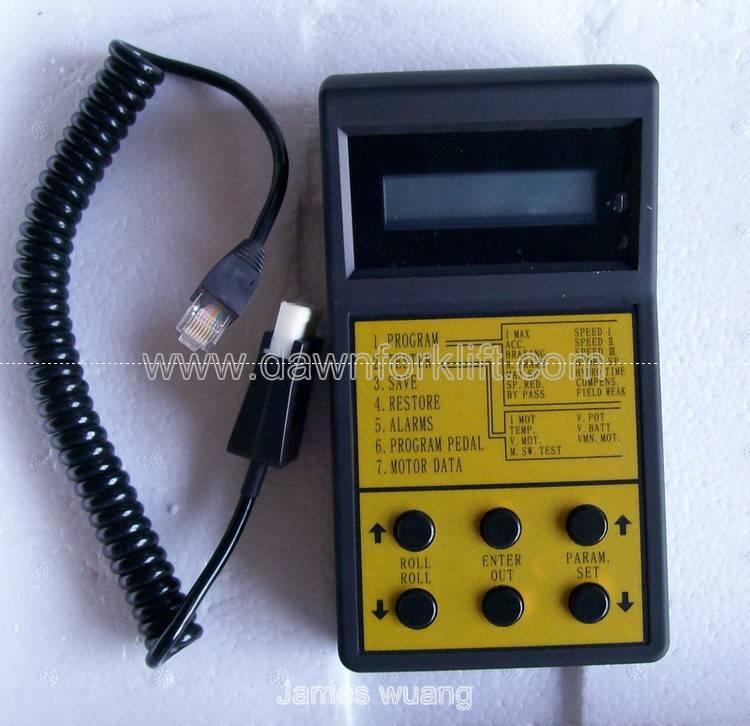 ZAPI Digital Console Handhele Programming For ZAPI H0 H2B Dual AC2 Motor Controller