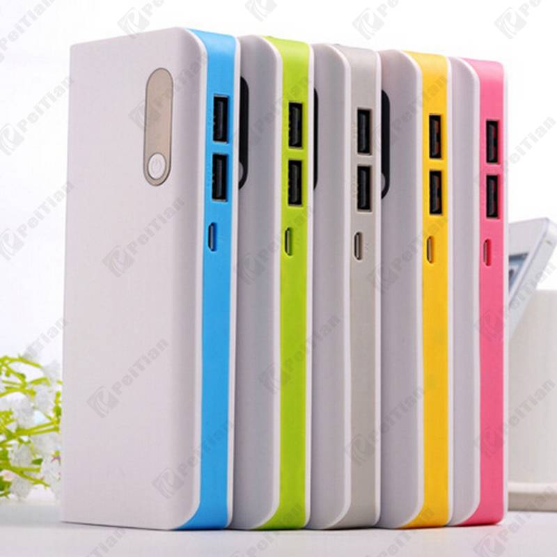 PT-50 10000mAh Large Capacity Dual Output Power Bank