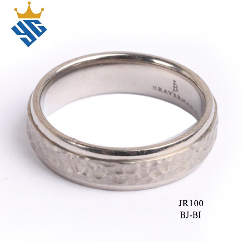 316 stainless steel finger ring for men