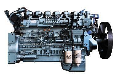 Sinitruck HOWO Wd615 Engine Original E