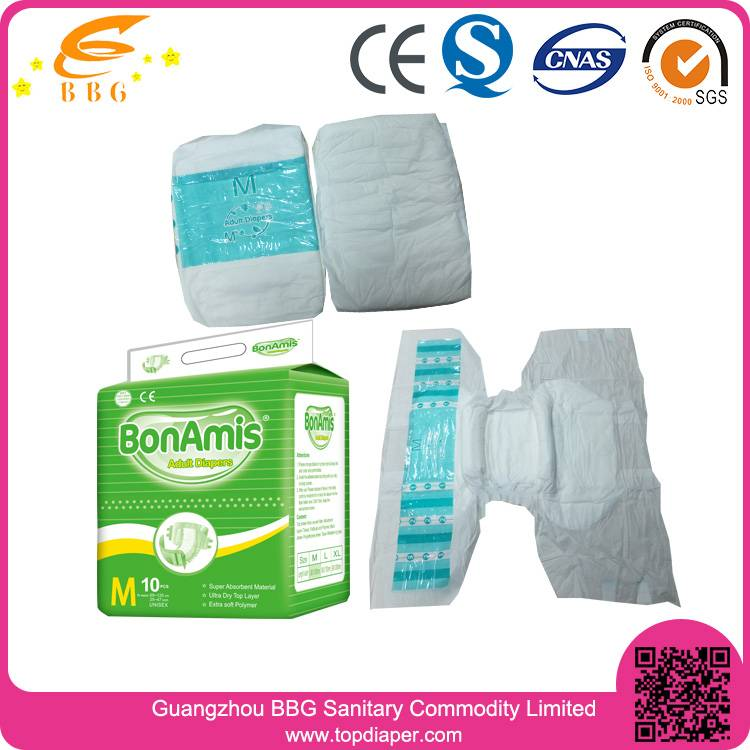 Disposable incontinent adult diaper at best price