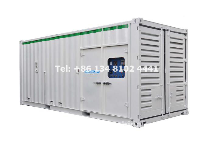 Container Diesel Generator 20 KW-3000 KW