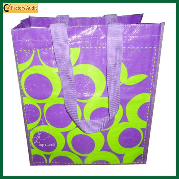 PP Non Woven Promotional Laminated Bag