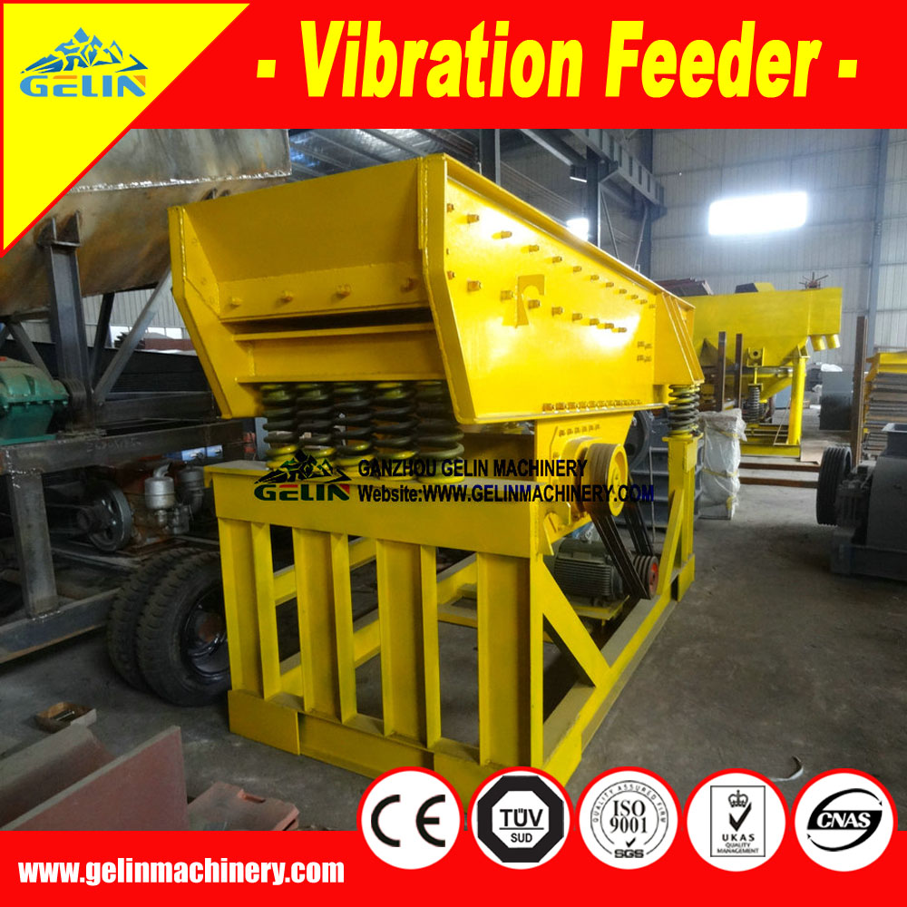 Chromite ore processing equipment-vibrating feeder