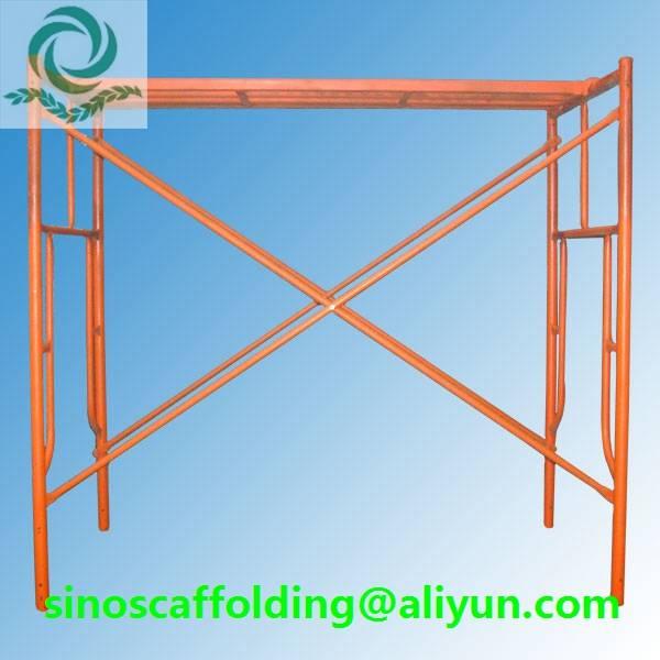 rame Scaffolding H Frame/Ladder Scaffolding
