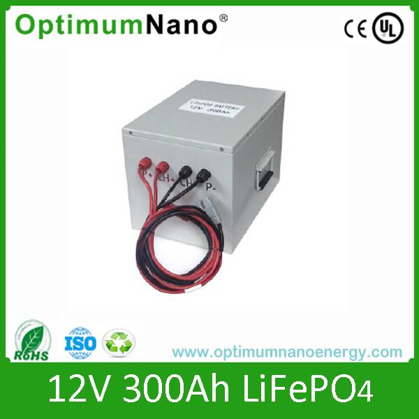 lithium ion deep cycle battery 12v 300ah