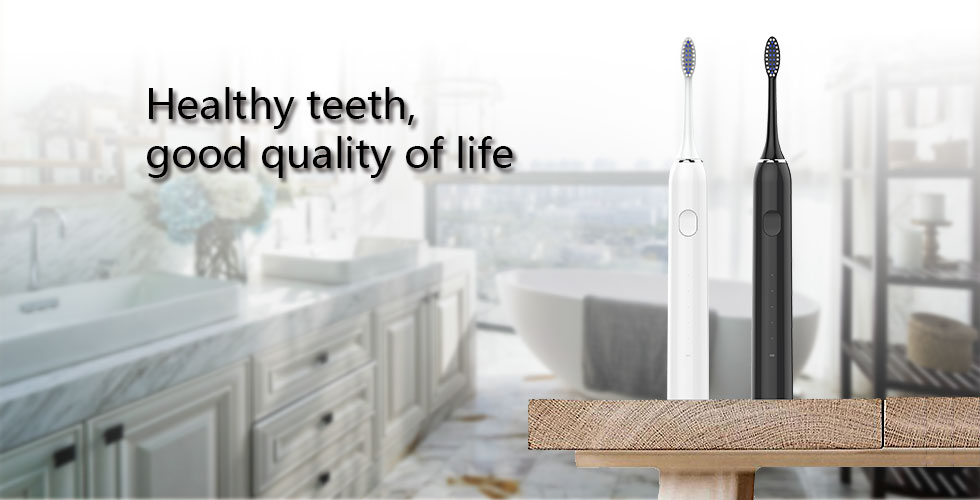 Wireless Electric Toothbrush PTR-C4W