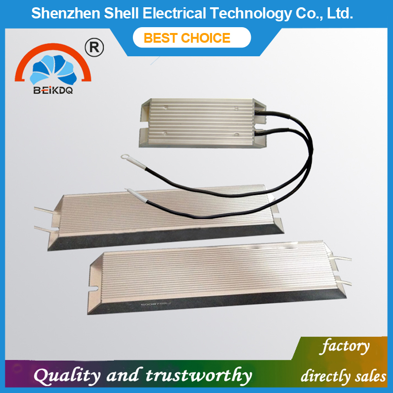 3KW parallelable customizable factory -direct braking aluminum shell resistor