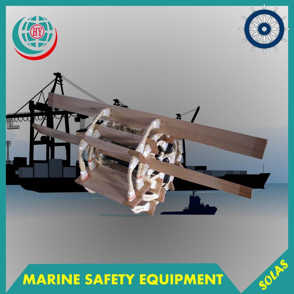 6m ship wooden emergency ladder for sale
