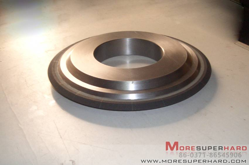 CBN Grinding Wheel For Slot Edge Grinding