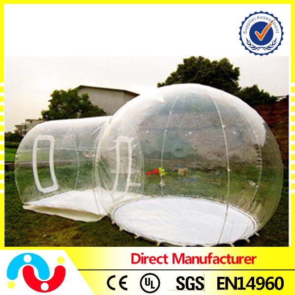 outdoor campinginflatableclear air dometent inflatabletent outdoor