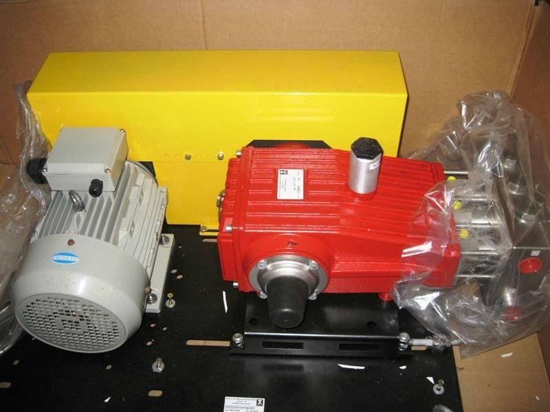 Speck Vacuum Pump Sea Water Pump Pneumatic Pumps