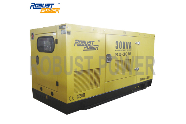 Industrial Equipment of Yanmar Silent Diesel Generator
