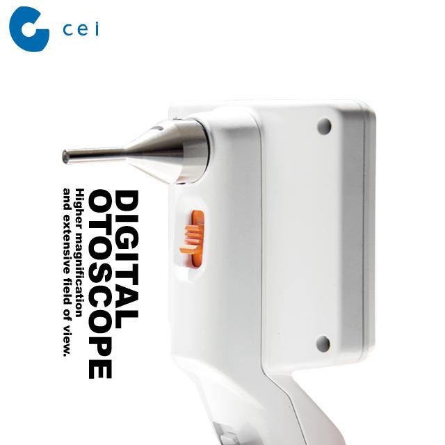 HD Digita Portable Video Otoscope