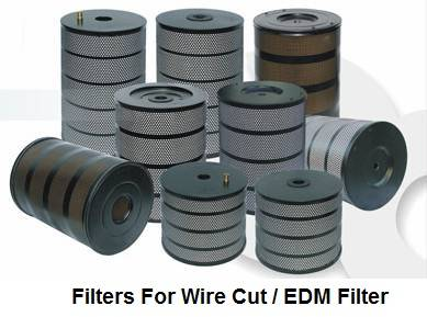 Filters for Wire Cut / EDM Filter