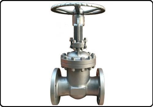 Rising stem gate valves