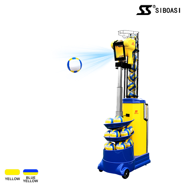 intelligent volleyball shooting equipment serving machine for sale S6638