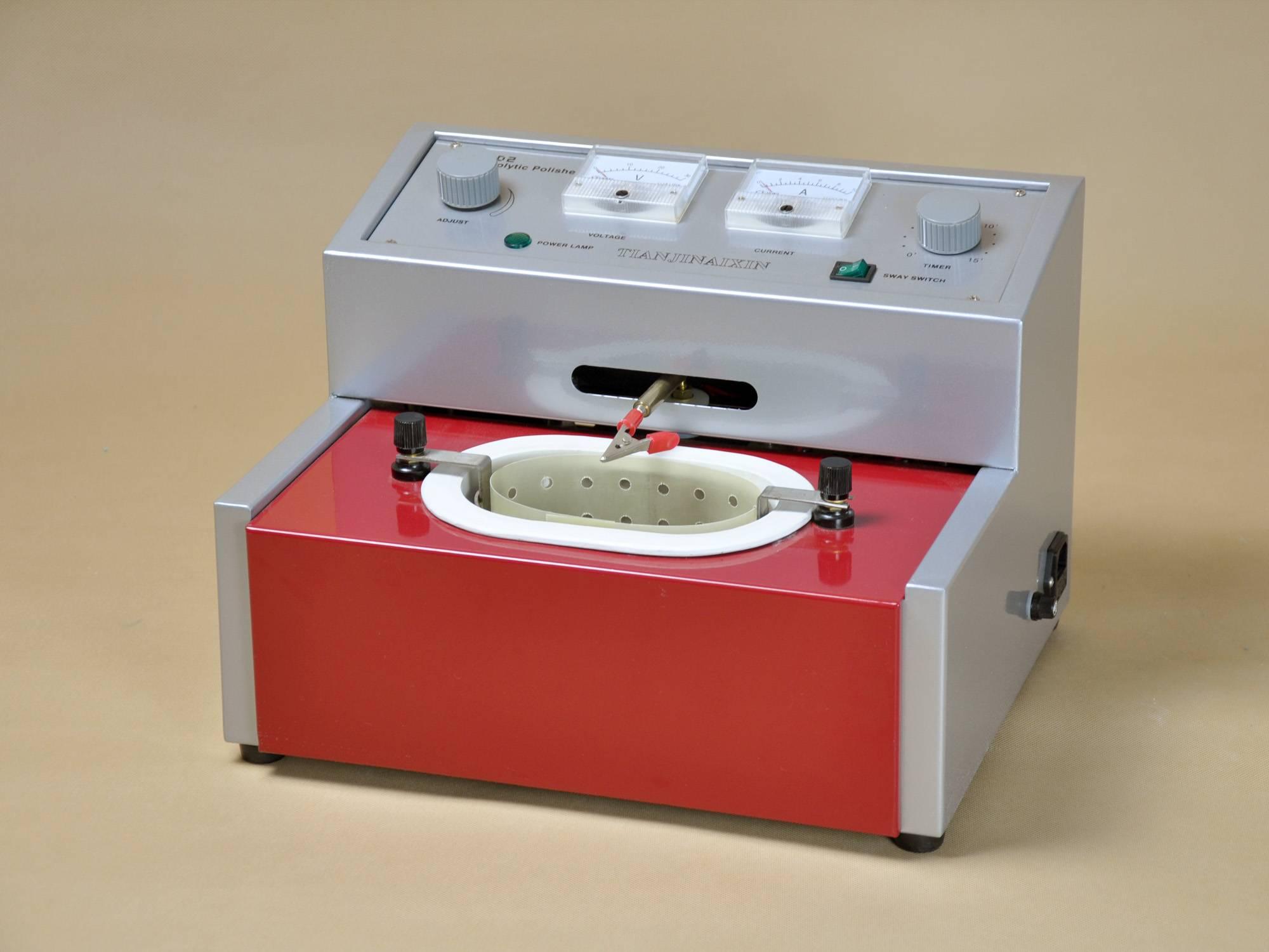AX-D2 dental electrolytic polisher