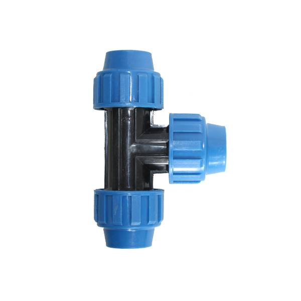iLOT PE compression quick coupling irrigation