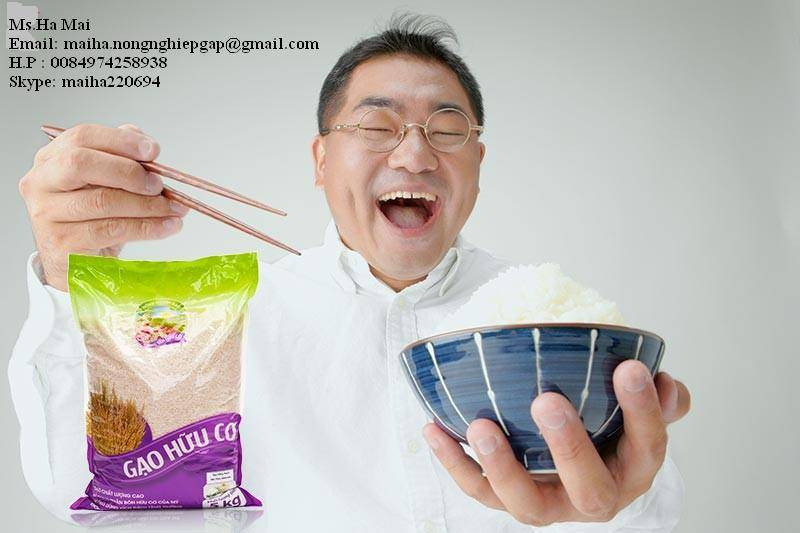 FRAGRANT RICE NGOC TRAI FROM VIETNAM HIGH QUALITY