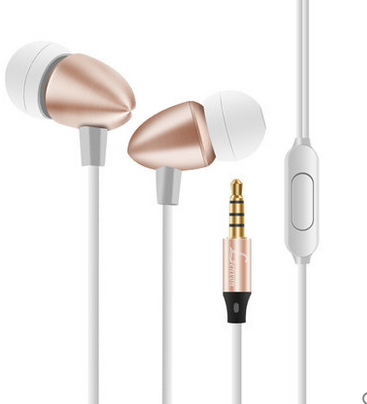 Aluminum Alloy Earphone