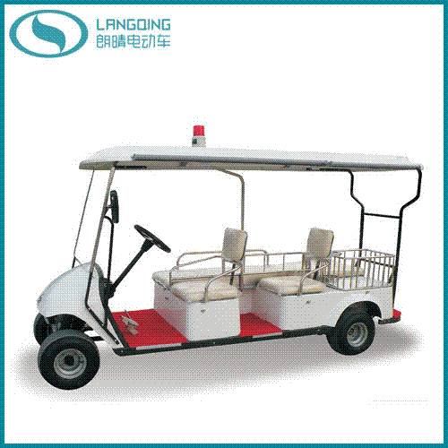 Golf Car CE Electric Ambulance Golf Buggy(LQJ030)