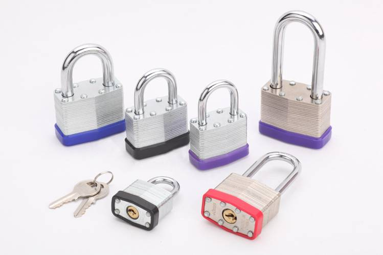 High Security,  Laminated Padlocks, Safe Lock for Industry